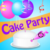 Cake Party Game